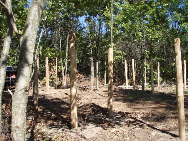 4th Circle Woodhenge 3