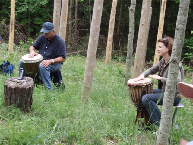Summer Solstice - Drumming the I Ching! (5)