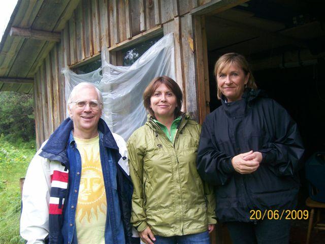 Summer Solstice Robin, Anita & Tanis!