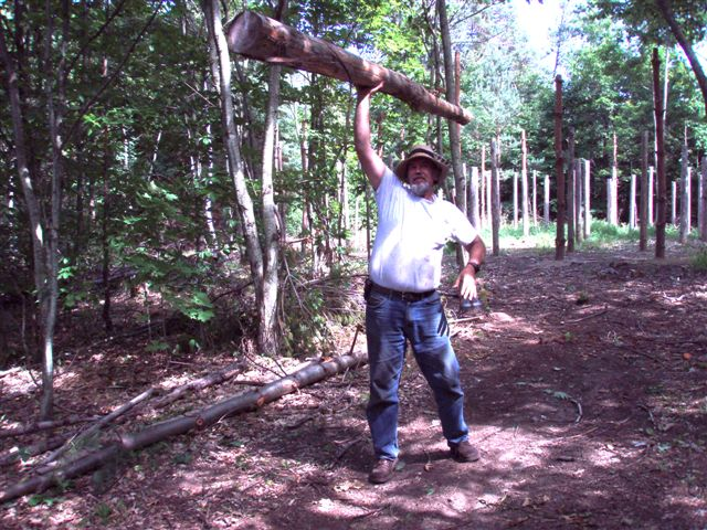 Bill Bunyan - Haulin Logs!