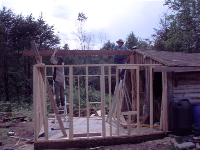 Cabin - Walls and Roof (5)