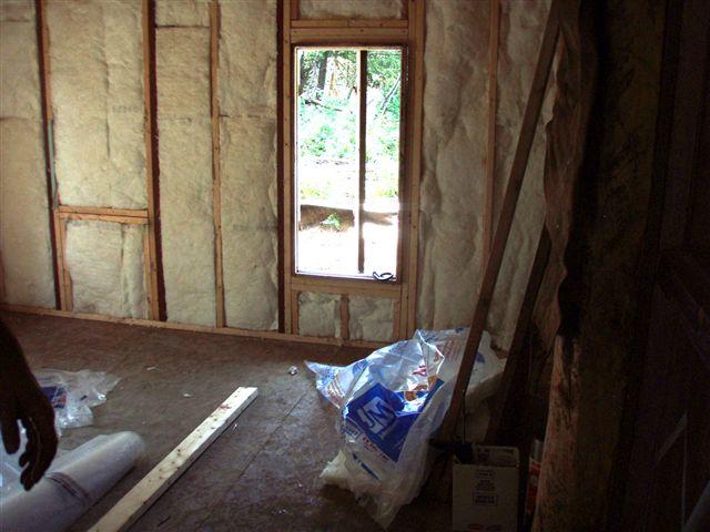 Cabin: Insulation (2)