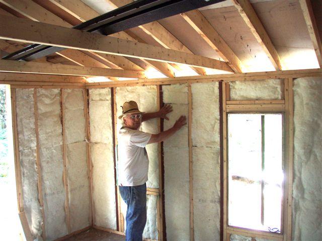Cabin: Insulation (3)