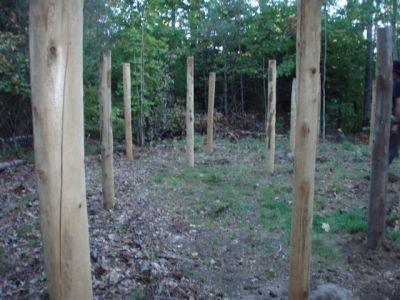 East Side Woodhenge