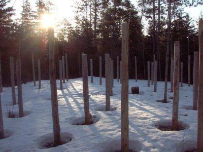 Spring Equinox - Sun rising
