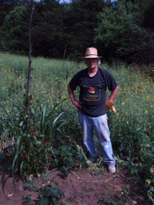 Garden Mound -Corn-Beans-Squash (3)