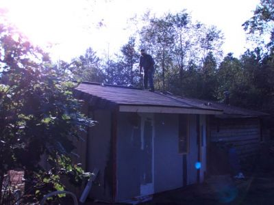Cabin Bill Roofing