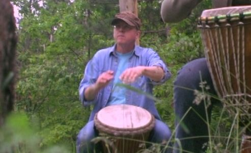 Summer Solstice - Drumming the I Ching! (21)