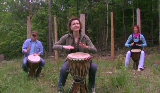 Summer Solstice - Drumming the I Ching! (25)