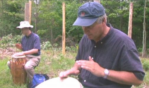 Summer Solstice - Drumming the I Ching! (29)