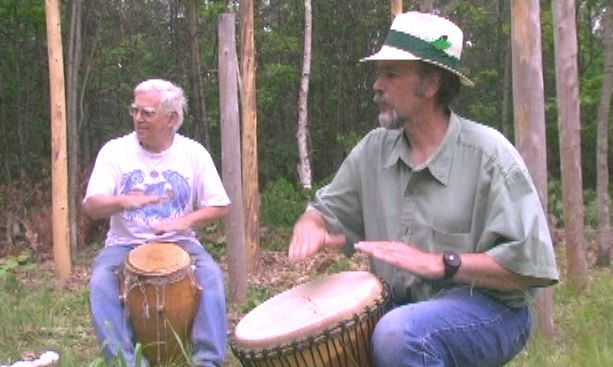 Summer Solstice - Drumming the I Ching! (9)