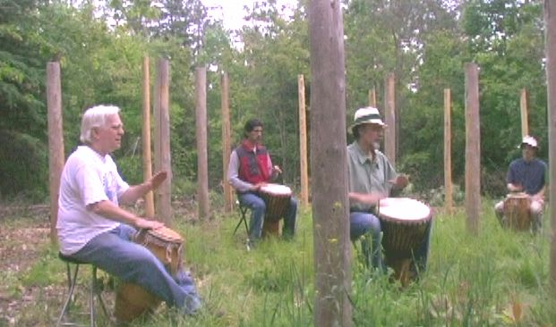 Summer Solstice - Drumming the I Ching! (36)