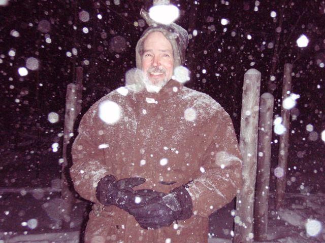Winter Solstice - Midnight Meditation - Bill Frey