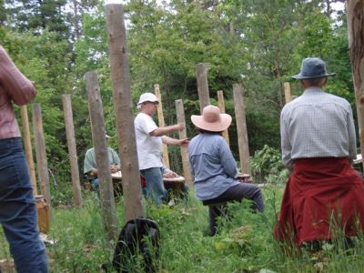 Summer Solstice - Drumming the I Ching! (3)