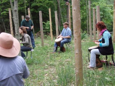 Summer Solstice - Drumming the I Ching! (2)