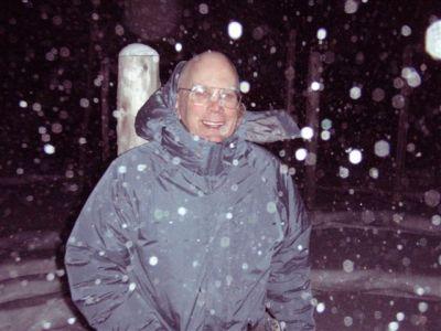 Forest Woodhenge - Winter Solstice - Midnight Meditation!
