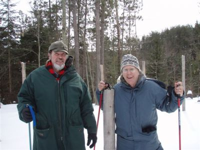 Midwinter at noon - Bill Frey and Robin Armstrong