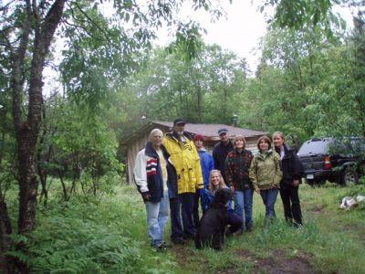 Summer Solstice group shot!