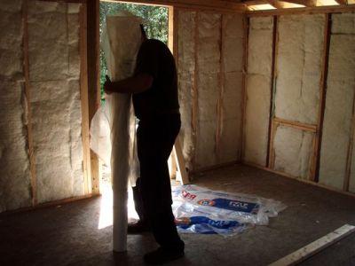 Cabin: Insulation