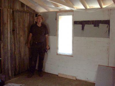 Cabin: Insulation (4)