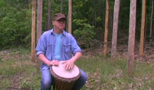Summer Solstice - Drumming the I Ching! (12)