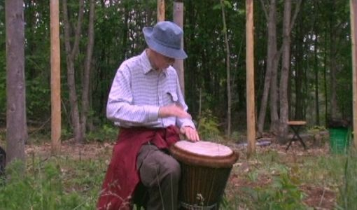 Summer Solstice - Drumming the I Ching! (13)