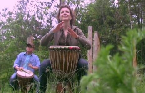 Summer Solstice - Drumming the I Ching! (20)
