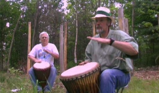 Summer Solstice - Drumming the I Ching! (23)