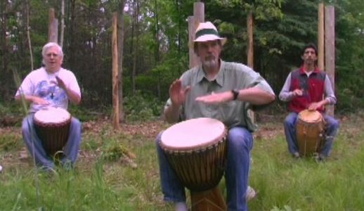 Summer Solstice - Drumming the I Ching! (26)