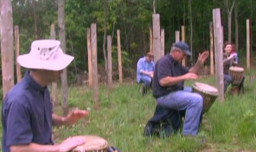 Summer Solstice - Drumming the I Ching! (33)
