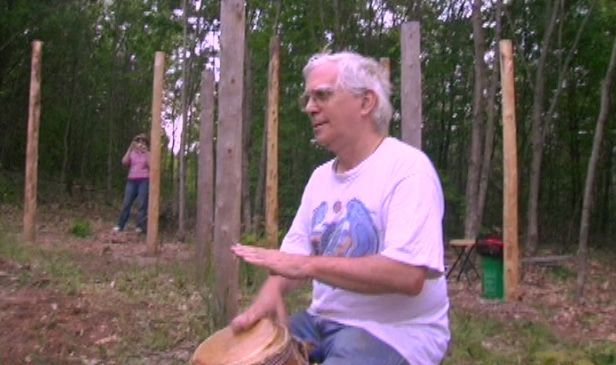 Summer Solstice - Drumming the I Ching! (7)