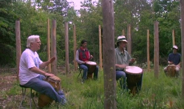 Summer Solstice - Drumming the I Ching! (10)