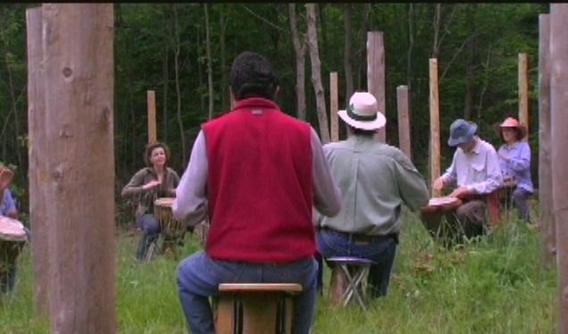 Summer Solstice - Drumming the I Ching! (14)