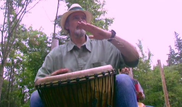 Summer Solstice - Drumming the I Ching! (17)