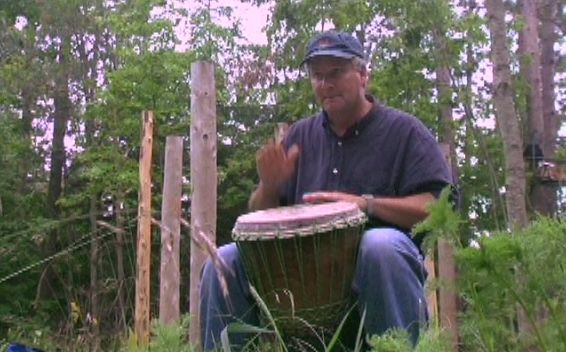 Summer Solstice - Drumming the I Ching! (18)