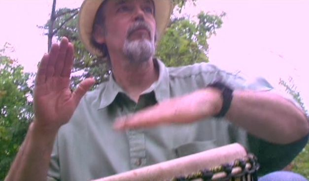 Summer Solstice - Drumming the I Ching! (19)