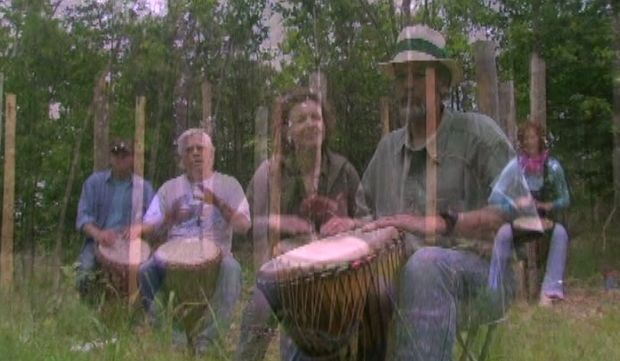 Summer Solstice - Drumming the I Ching! (24)