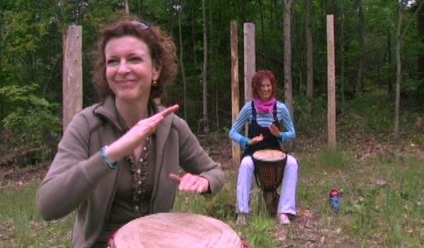 Summer Solstice - Drumming the I Ching! (27)