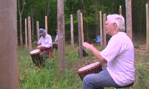Summer Solstice - Drumming the I Ching! (35)